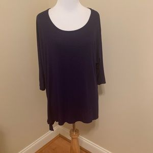 Navy Michael Stars Tunic